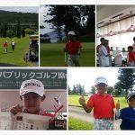全日本小学生ゴルフ大会 沖縄県予選 通過